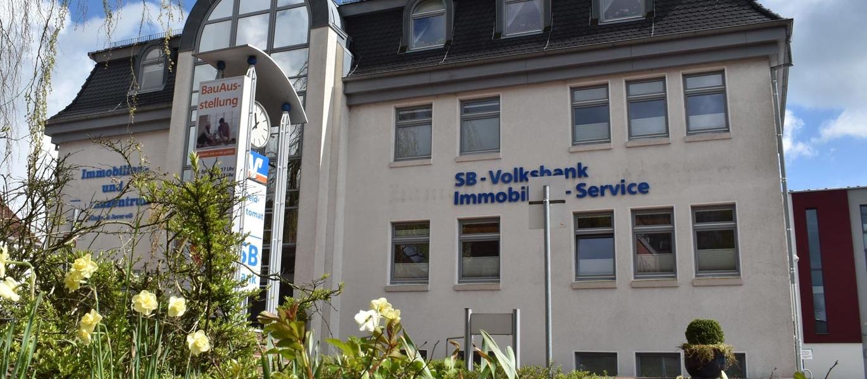 Foto des Immobilienzentrum der Volksbank Jever